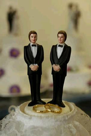 Marriage-cake